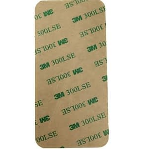 Compatible Glass Lens Adhesive Sticker Replacement For iPhone 4 & 4s