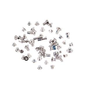Complete Silver Screw Set