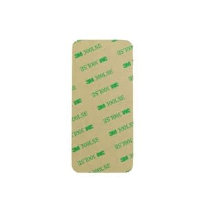 Front Frame Adhesive Sticker